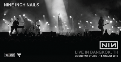 Nine Inch Nails Live in Bangkok